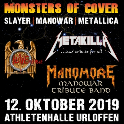Athletenhalle Urloffen: Monsters Of Cover