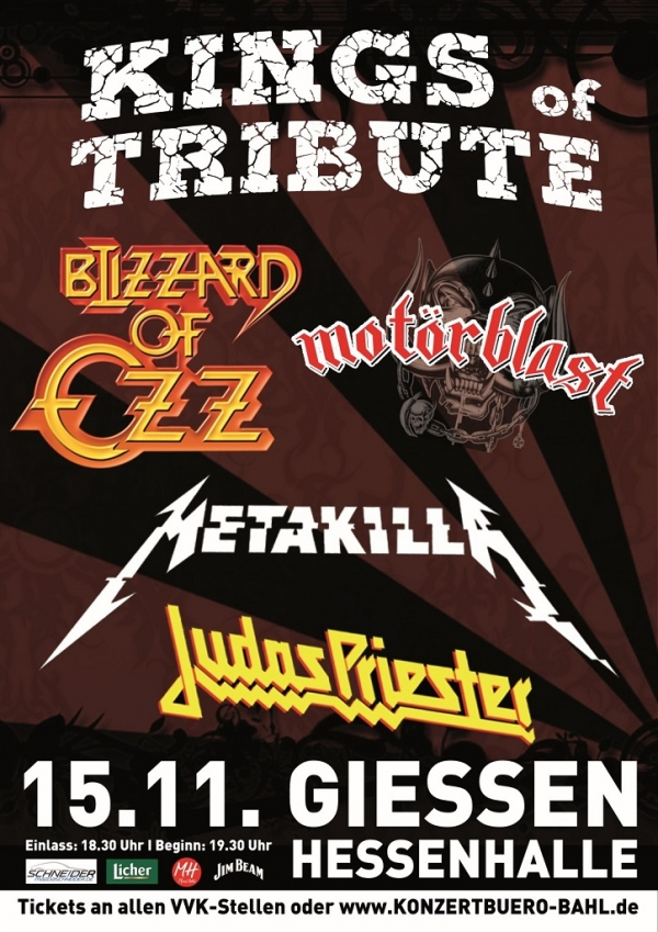 Giessen Kings Of Tribute