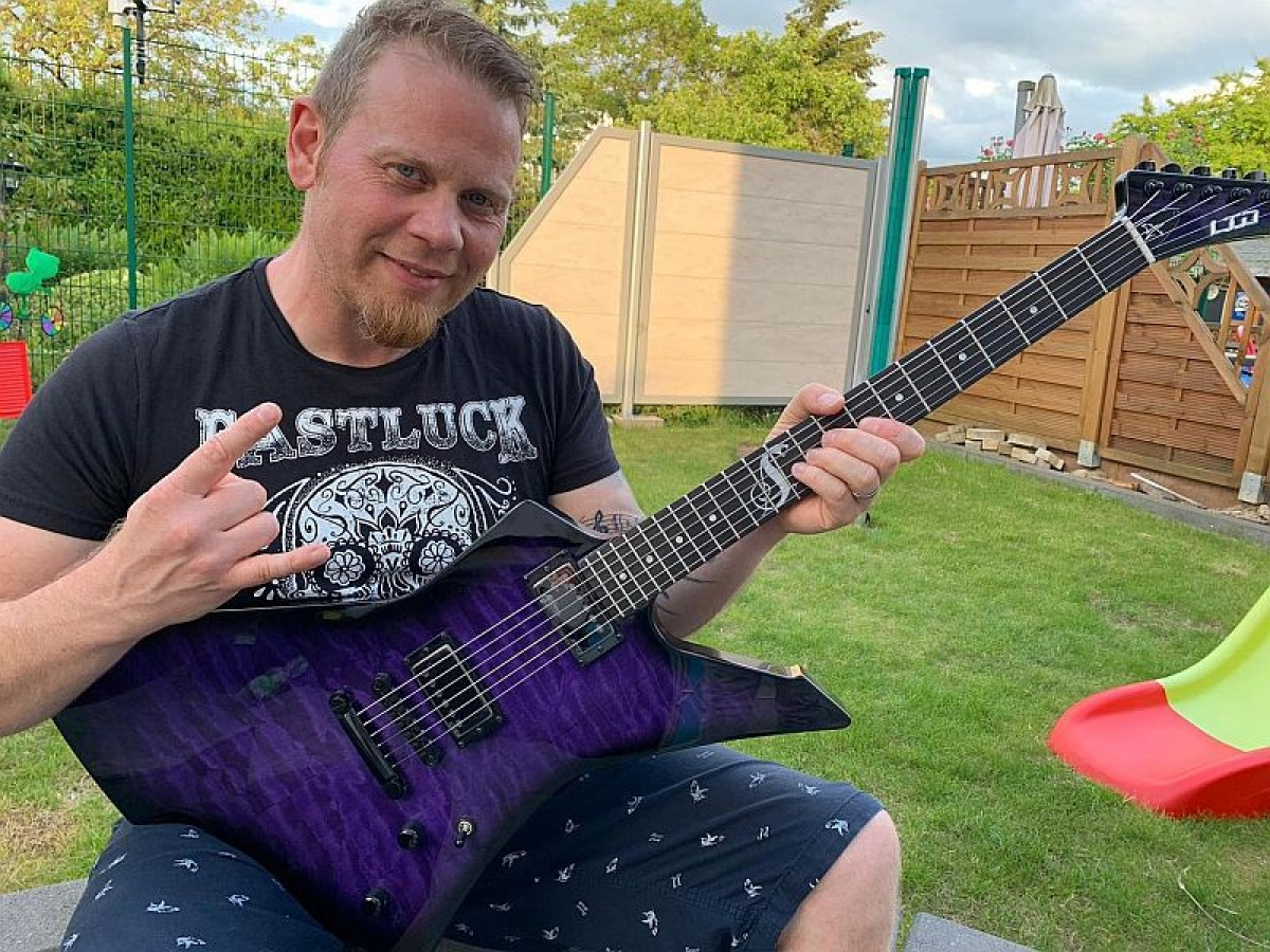 ESP LTD Signature Snakebyte Special Edition