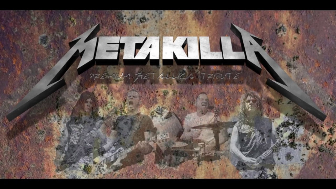METAKILLA - a Tribute To Metallica - Trailer 2017